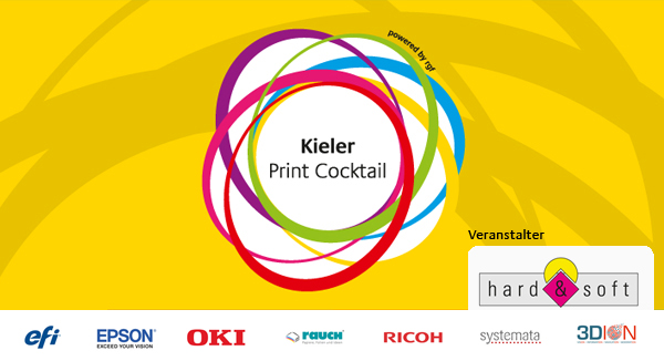 Print Cocktail, 2015, Kiel